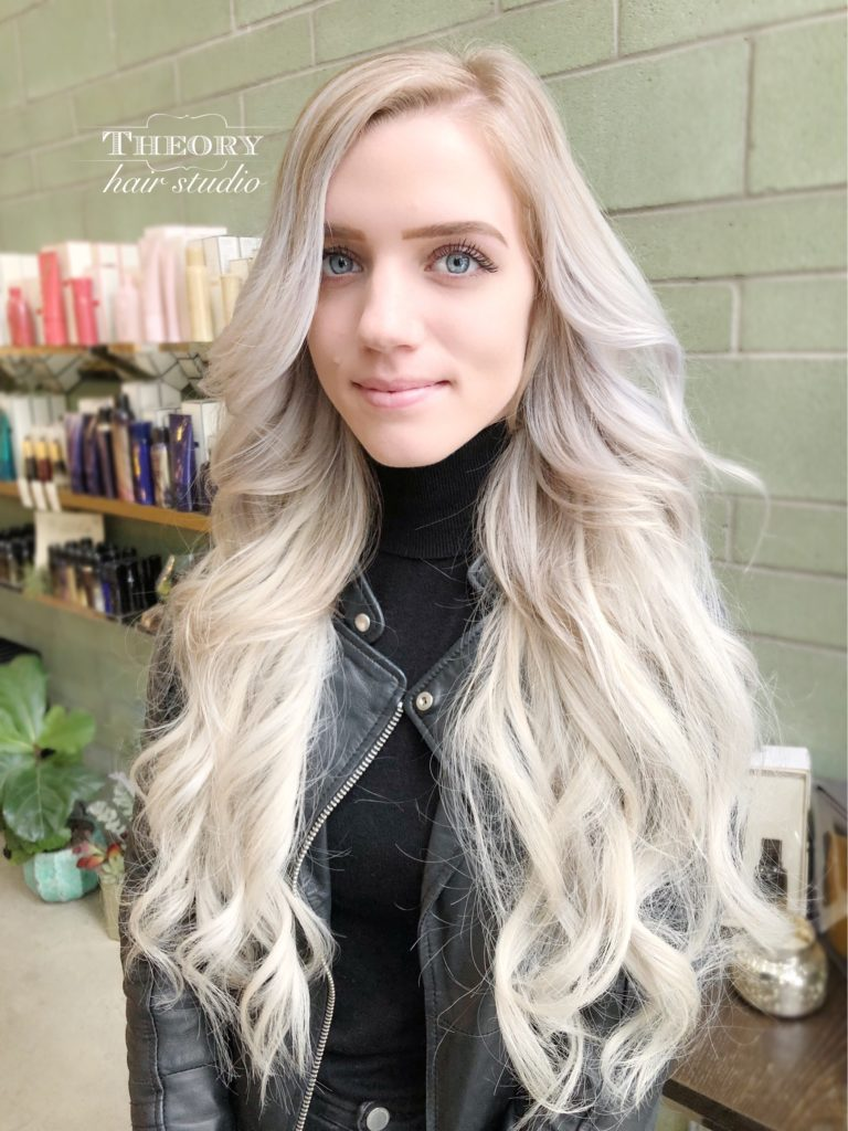 22 inches hair extensions